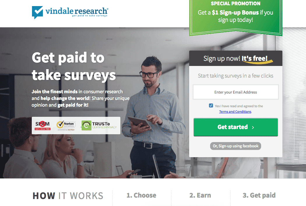 Vindale.com Research Reward Top Codes & Online Coupons May 2018
